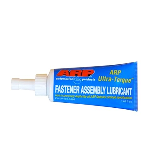 ARP 100-9909 Ultra Torque Assembly Lubricant - 1.69 oz. Fluid Squeeze Tube