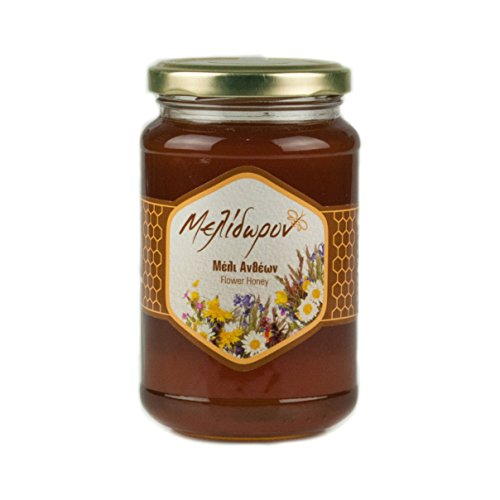Melidoron Miele di Fiori Greco 450 g