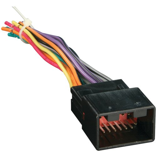 Metra Electronics 1998-2008 Harness Compatible with Ford Lincoln Mercury Mazda