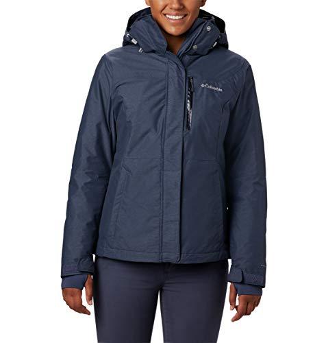 Columbia Alpine Action Chaqueta OH Ski de esquí, Mujer, Azul (Nocturnal 467), XL