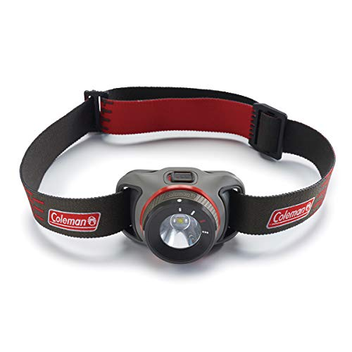 Coleman 300 Lumens LED Headlamp with BatteryGuard