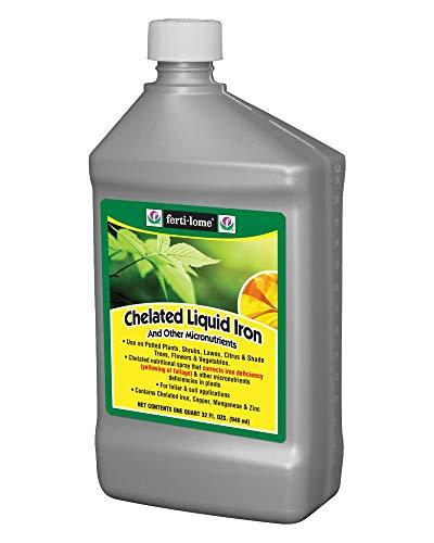 Liquid Chelated Iron 32 oz.