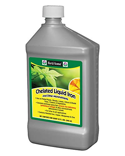 Liquid Chelated Iron 32 oz.