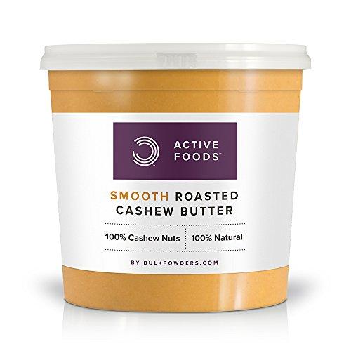 Bulk Beurre de Noix de Cajou , Doux, 1 kg, lEmballage Peut Varier