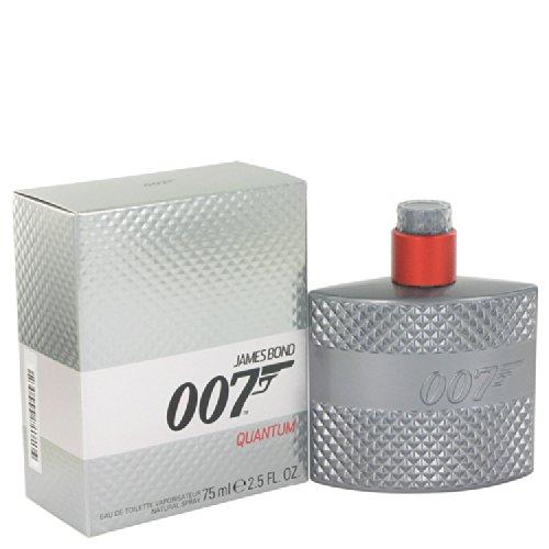 007 Quantum Cologne by Jámes Bónd 2.5 oz Eau De Toilette Spray For Men