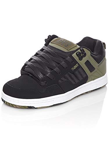 DVS Shoes Herren Enduro 125 Skateboardschuhe, Vert (Oliv Blk NBK 300), 44 EU