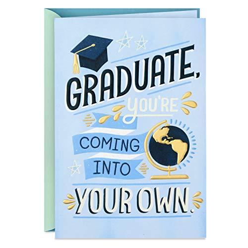 Hallmark Mahogany High School Graduation Card (Coming Into Your Own)