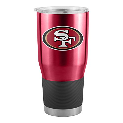 NFL San Francisco 49ers Ultra Tumbler, 30-ounce