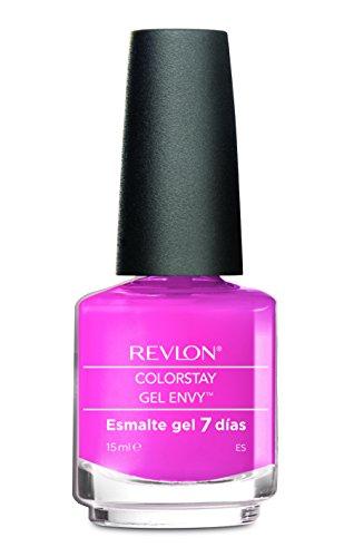Revlon Gel Envy - Esmalte de unas, color 020-rosa pasion, 15 ml
