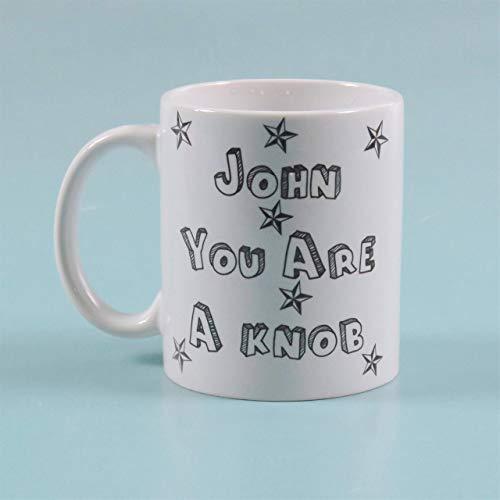N\A Eres un pomo Pero Eres mi pomo Taza Personalizada del día de San Valentín Regalo para él Regalo de Novio Regalo para su Regalo de cumpleaños