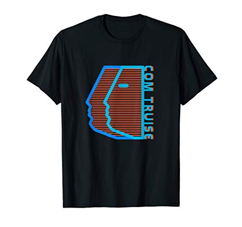 The Lonely Hike To Iteration With-Truise T-Shirt