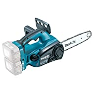 Makita DUC252Z Cordless Chainsaw Blue