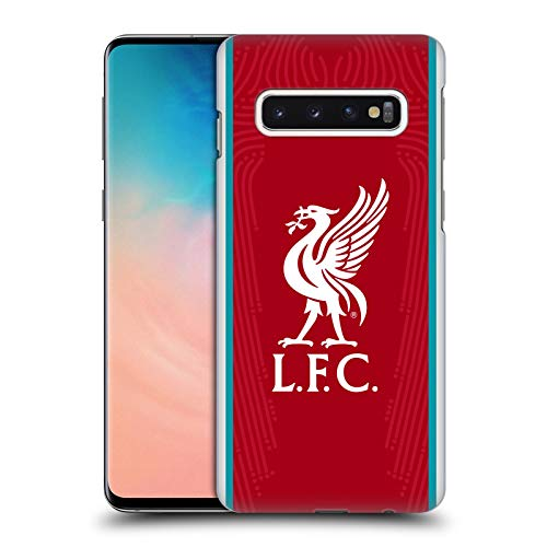 Head Case Designs Officially Licensed Liverpool Football Club Home 2020/21 Hard Back Case Compatible with Samsung Galaxy S10