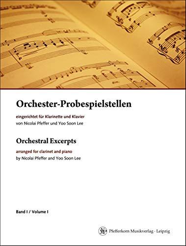 Nicolai Pfeffer,Yoo Soon Lee-Orchestral Excerpts-BOOK