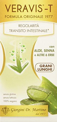 Dr. Giorgini Integratore Alimentare, Veravis Grani Lunghi - 90 g