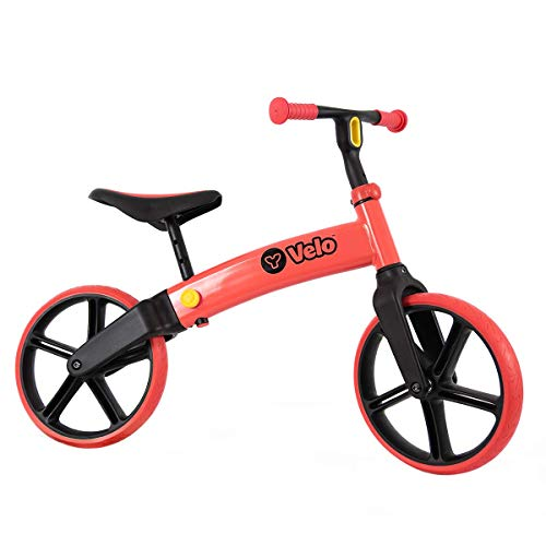 Best Price! Yvolution Y Velo Senior Balance Bike for Kids | No Pedals Training Bicycle Ages 3 to 5 Y...