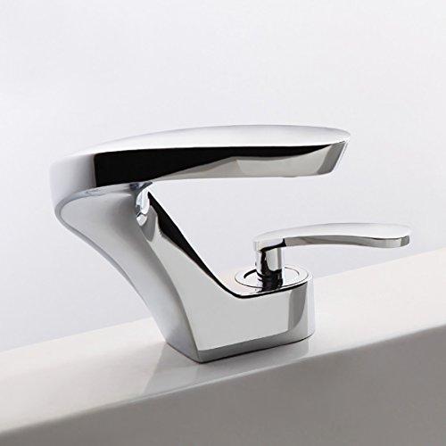 Waschtischarmatur Wasserhahn Bad Mischbatterie Badarmatur Waschbeckenarmatur Waschbecken Badezimmer