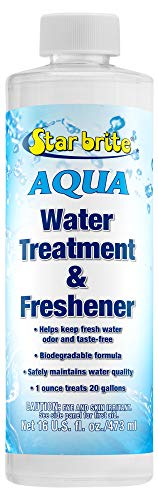 Star Brite 97016 Aqua Water Treatment and Freshener - 16oz