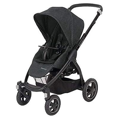 Bébé Confort Stella - Cochecito todo terreno, color negro