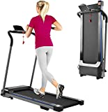 Julyfox 1200W Electric Folding Running Machine, Home Space Saving Slim Quiet Running Treadmill...