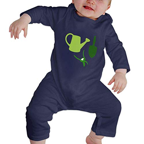 ZhuHanug Baby Infant Toddler Romper Jumpsuit Grandpa's Garden from Teepublic Cotton Long Sleeve Baby Clothes