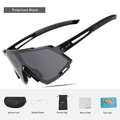 Gafas de Sol de Ciclismo para Exteriores Gafas antirreflejos de Colores Gafas...
