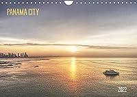 Panama City (Wandkalender 2022 DIN A4 quer): Die Vielfaeltigkeit einer Metropole (Monatskalender, 14 Seiten )