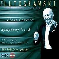 Symphony, Piano conc