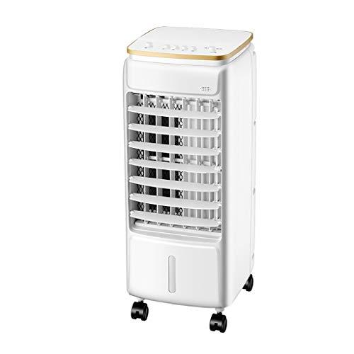CDSL Aire Acondicionado portátil Operación mecánica del humidificador portátil de la Fan del refrigerador de Aire por evaporación del Tanque de Agua 5L