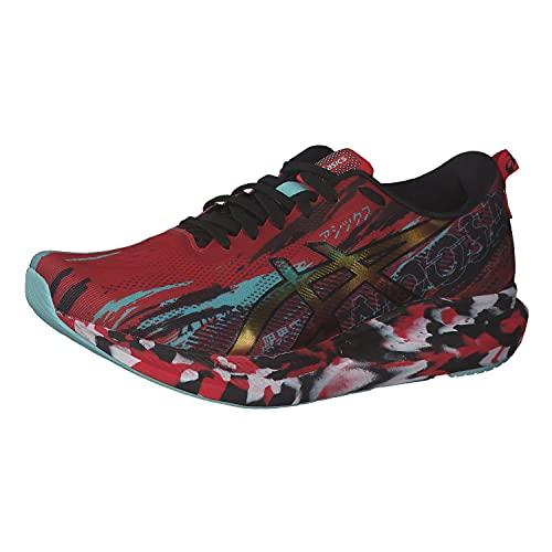 ASICS Noosa Tri 13, Zapatillas de Running Hombre, Electric Red Black, 44.5 EU