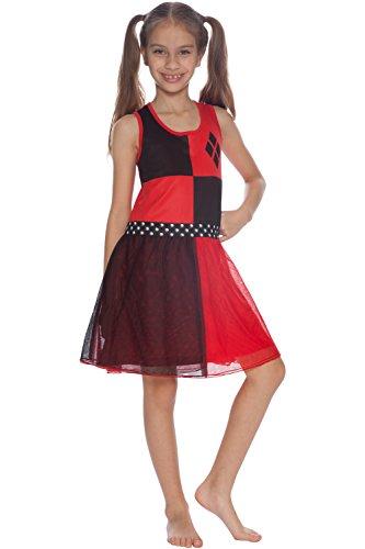 41L+i0IR7KL Harley Quinn Pajamas