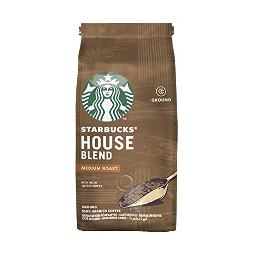 Starbucks House Blend - Kaffee, 200g gemahlen