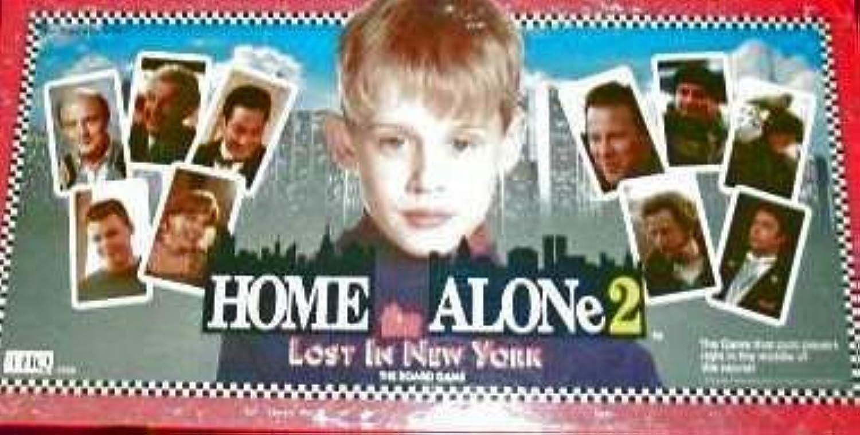 orden ahora con gran descuento y entrega gratuita Home Alone 2 Lost in in in New York Board Juego by THQ