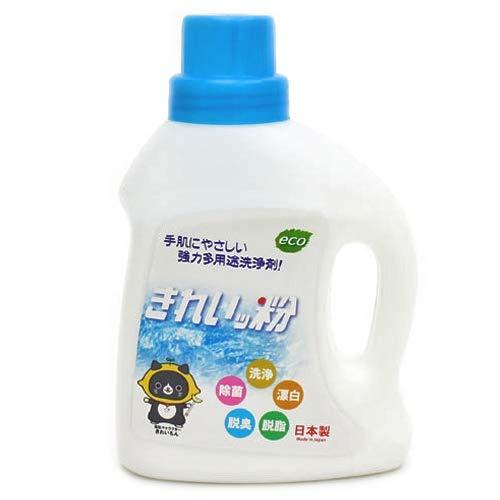 ヒロ コーポレーション 過炭酸ナトリウム 酸素系 洗浄剤 きれいッ粉 400g