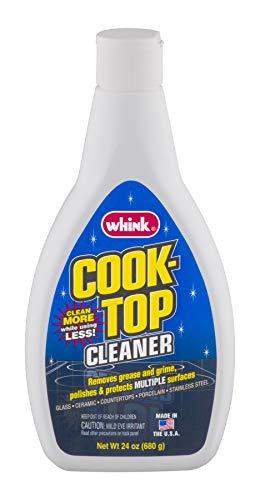 Whink 33261 24OZ Ceramic Cooktop Cleaner, 24 oz