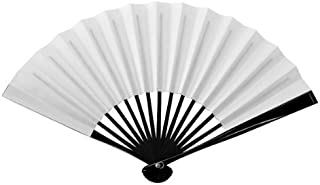 Shortened Japanese Iron Fan (Tessen) #17