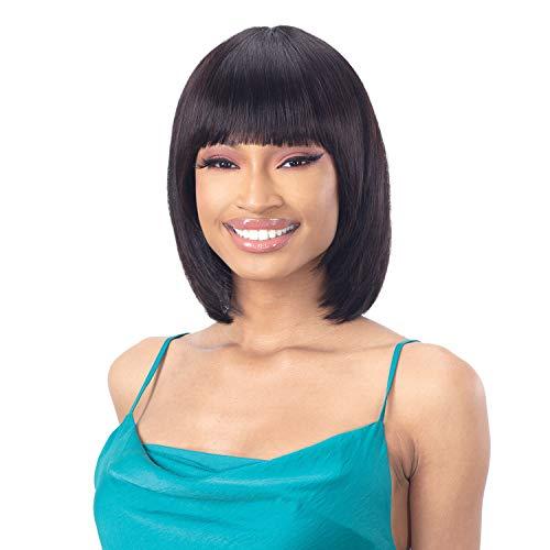 Shake-N-Go Naked 100% Human Hair Premium Wig - MELIA (natural)