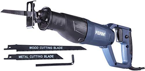 Sierra recíproca FERM 710W - Incluye 2 hojas de sierra