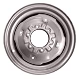 8N1015D One Front Wheel Rim with Dimensions...