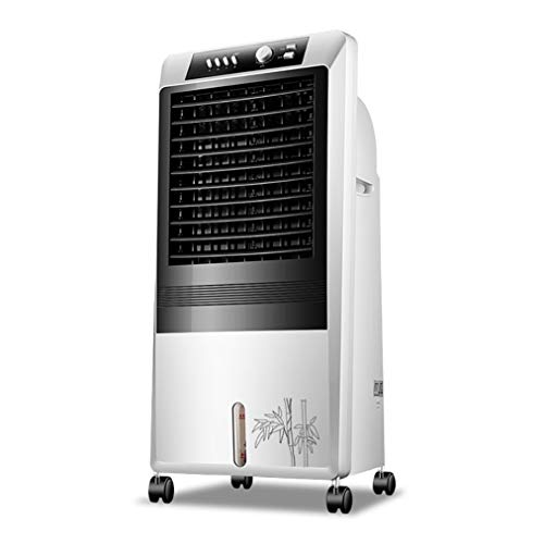 Air coolers Compact Conditioner,3-Wind Type Evaporative Cooler,Purifier And Humidifier,Mobile Swamp Cooler,Quiet Portable Ac Unit, Perfect For Indoor Office Home
