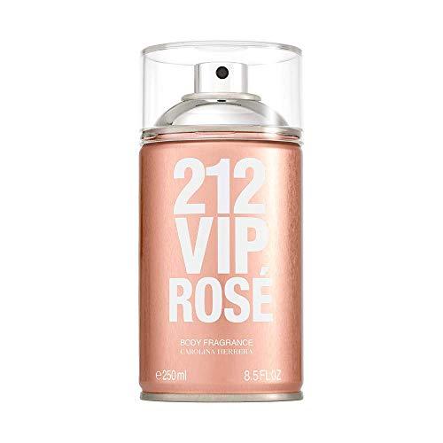 212 Vip Rose Carolina Herrera - Body Spray - 250ml
