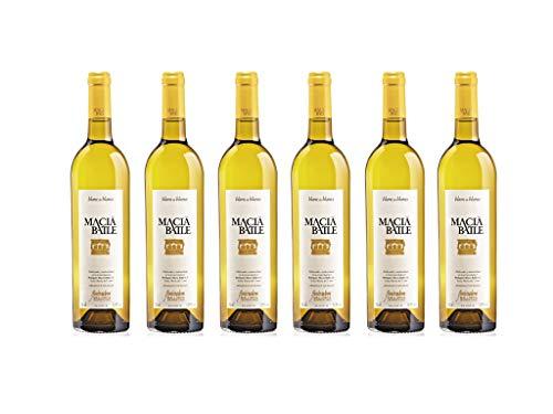 6er Vorteilspaket Macia Batle Blanc de Blancs 2019 | Weißwein aus Mallorca | trocken | 6 x 0,75l