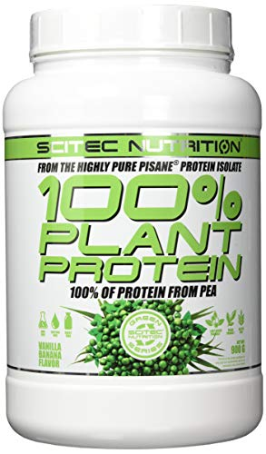 Scitec Nutrition -   Protein 100% Plant