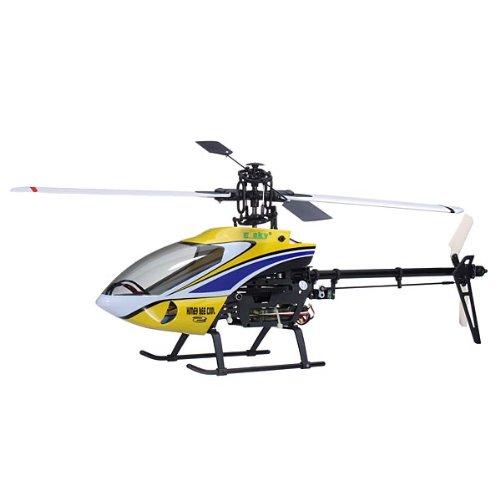 Esky Honey Bee freddo Helicopter 2 6CH 2.4G RC con Gyro Mode 2