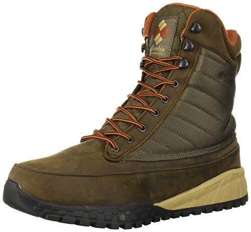 Columbia Fairbanks 1006 męskie buty wsuwane z krótką cholewką, brązowy - Braun Cordovan Dark 231-42 EU