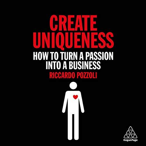 Couverture de Create Uniqueness