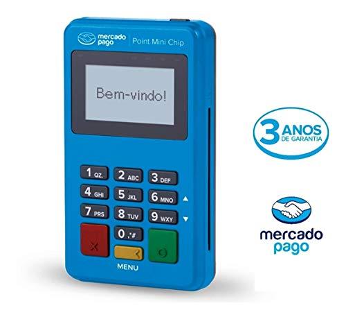 20 Leitor Chip Wifi Maquininha De Cartão Point Mini