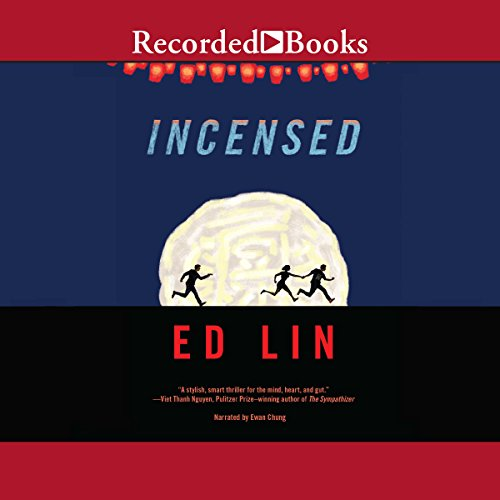 Incensed audiobook cover art