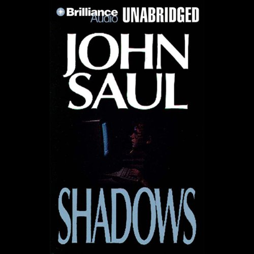 Shadows audiobook cover art