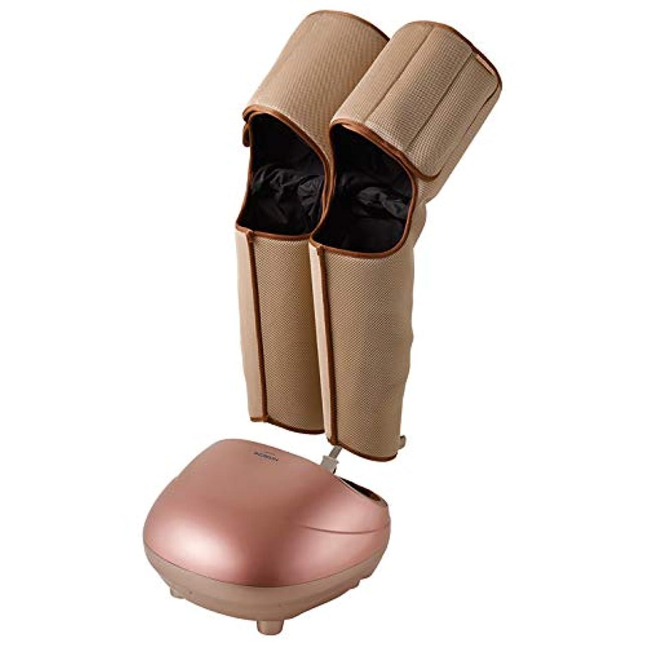 戸惑う日曜日抑制する日立 フットマッサージャー(ピンクゴールド)HITACHI Foot CRiE(フットクリエ) HFM-3000-P